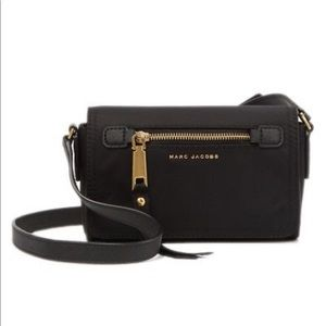 NWT Marc Jacobs nylon crossbody bag